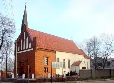 Kościół parafialny w Chwaszczynie