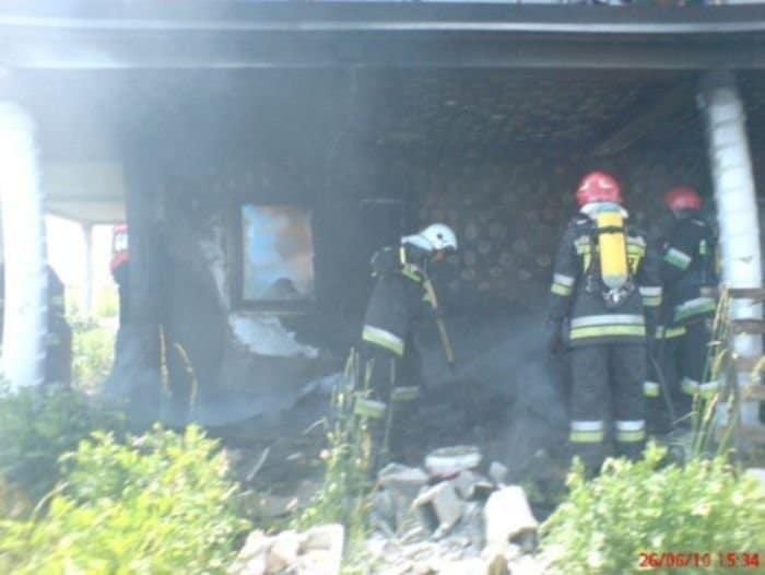 Statystyki działań Ochotniczej Straży pożarnej z Chwaszczyna