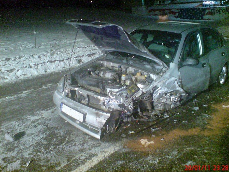 Kartuska Policja zatrzymała sprawcę wypadku