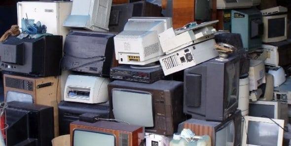 odpady elektryczne