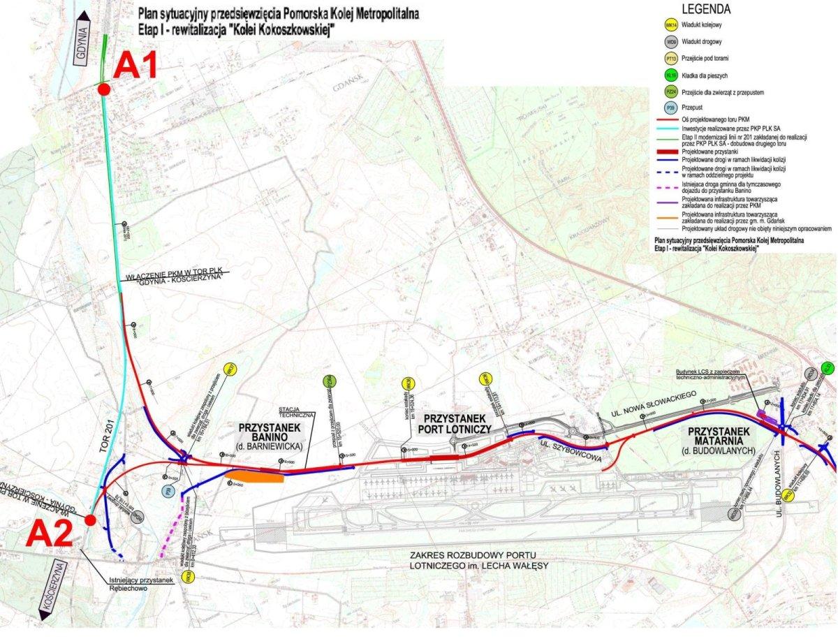 mapa-pkm 2012 decyzjalokalizacyjna - banino