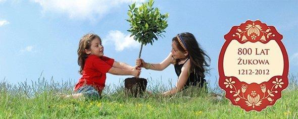 800-drzew-na-800-lecie-zukowa, źródlo banzaj.pl