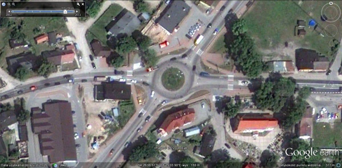 rondo-chwaszczyno-google-maps-2010