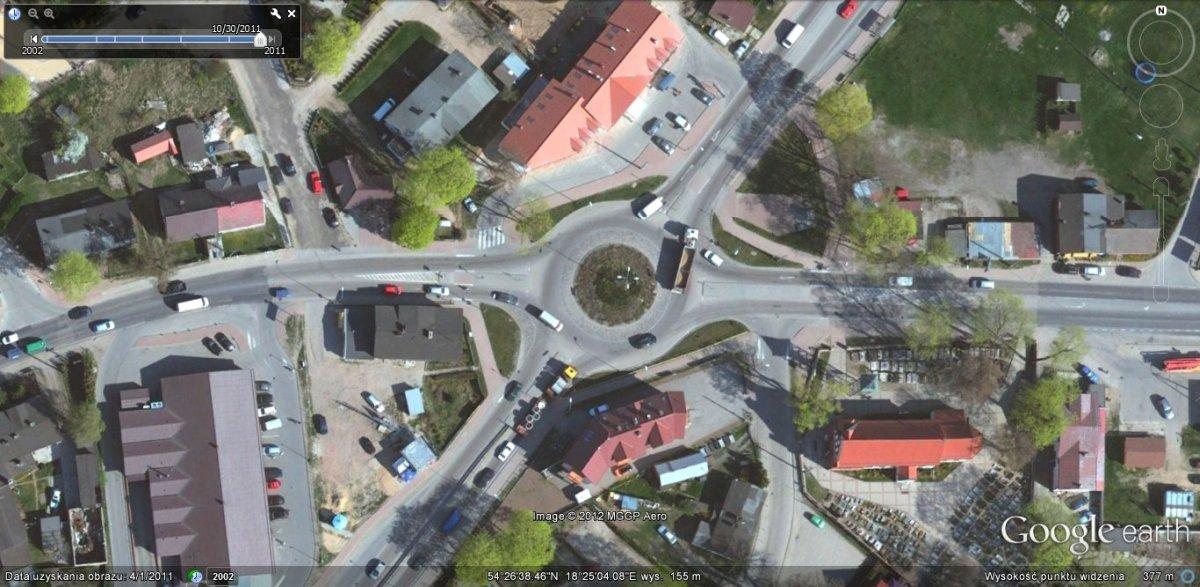 rondo-chwaszczyno-google-maps-2011