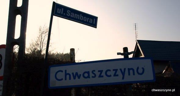 sambora chwaszczyno