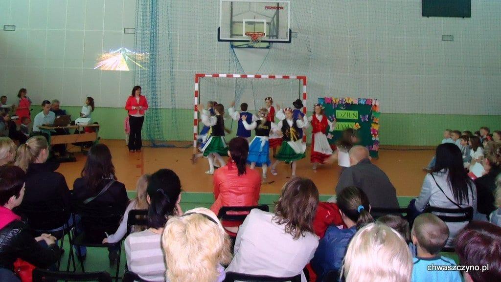 Dzień otwarty w chwaszczyńskiej szkole 2012