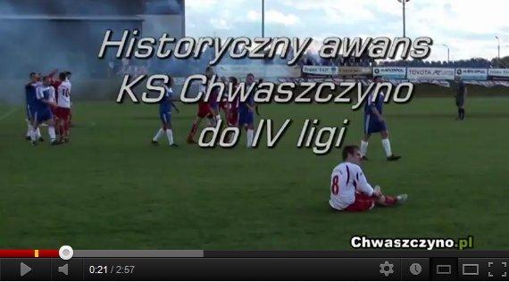 awans-do-IV-ligi-KS-Chwaszczyno