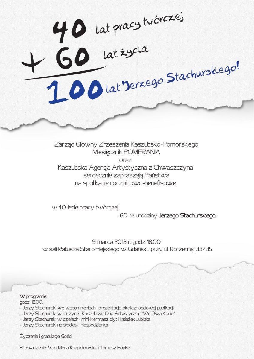 benefis-Jerzego-Stachurskiego-plakat