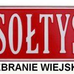 Zebranie wiejskie w sprawie podziału funduszu sołeckiego w Chwaszczynie – 27 sierpnia 2020