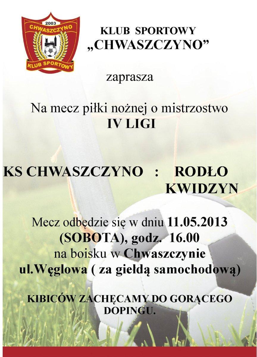 KS--Chwaszczyno-Rodlo-Kwidzyn