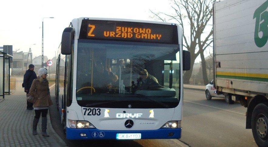autobus z chwaszczyno