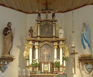ołtarz Chwaszczyno