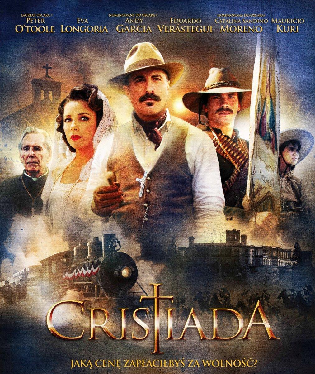 Plakat Cristiada do kin