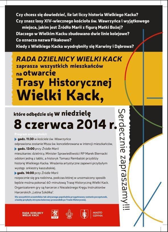 Plakat THWK-2