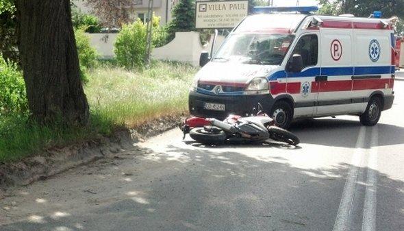 wypadek-osowa-motocykl2
