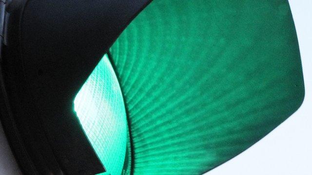 zielone swiatlo