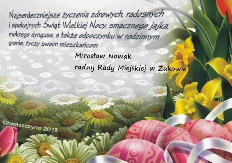 zyczenia-wielkanocne-2015-Miroslaw-Nowak