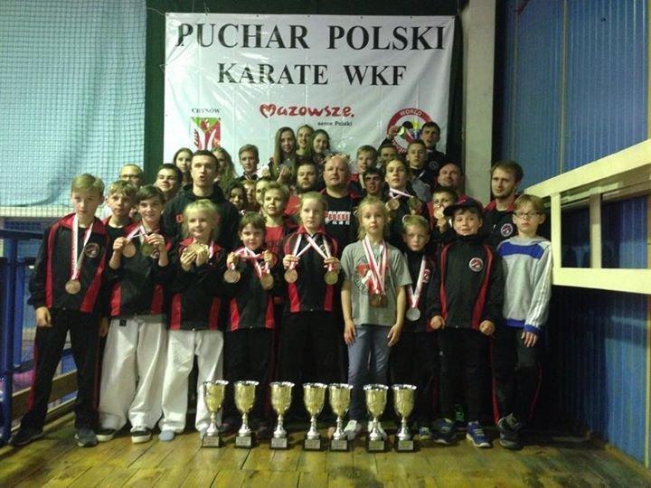 puchar-polski-karate-warka