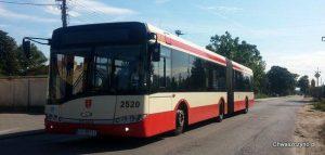 autobus gdansk osowa