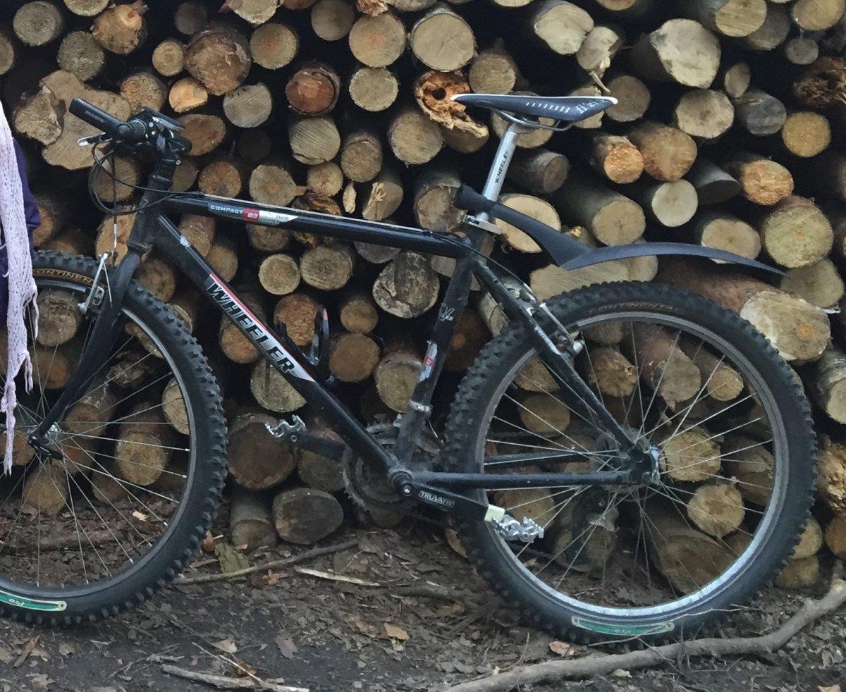 rower skradziony