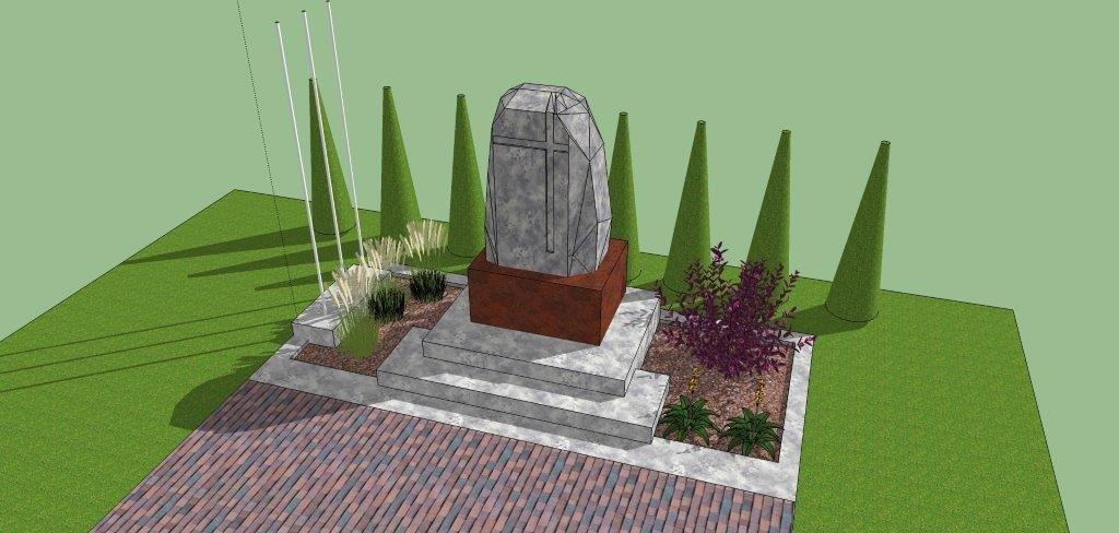 pomnik A