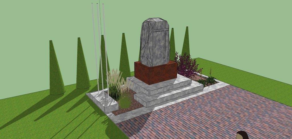 pomnik B