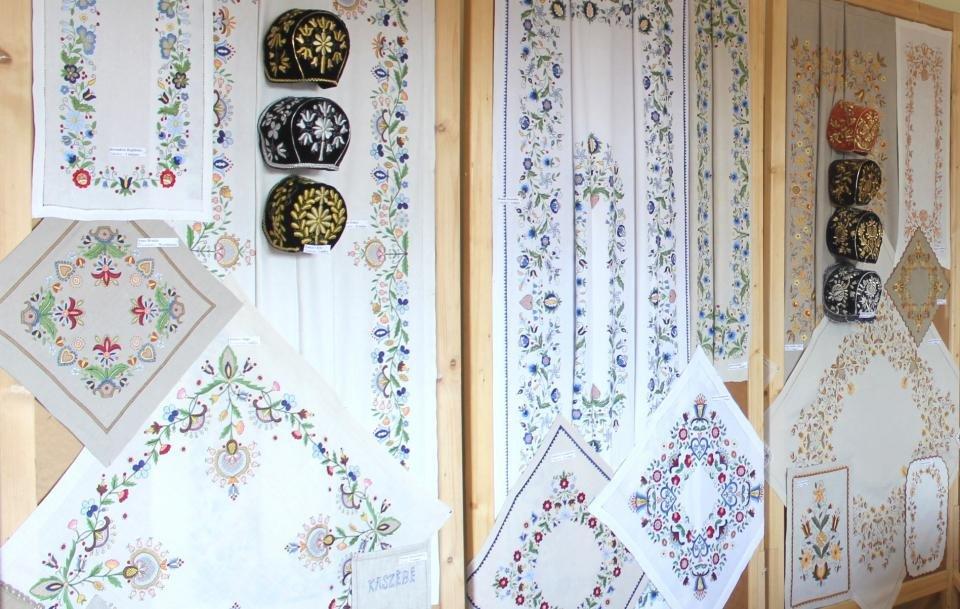 wystawa haftu kaszubskiego