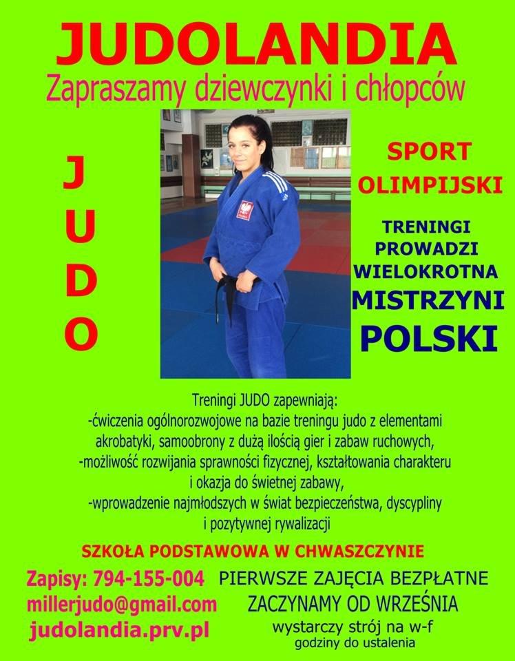 judo chwaszczyno