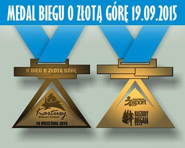 medal zlota gora