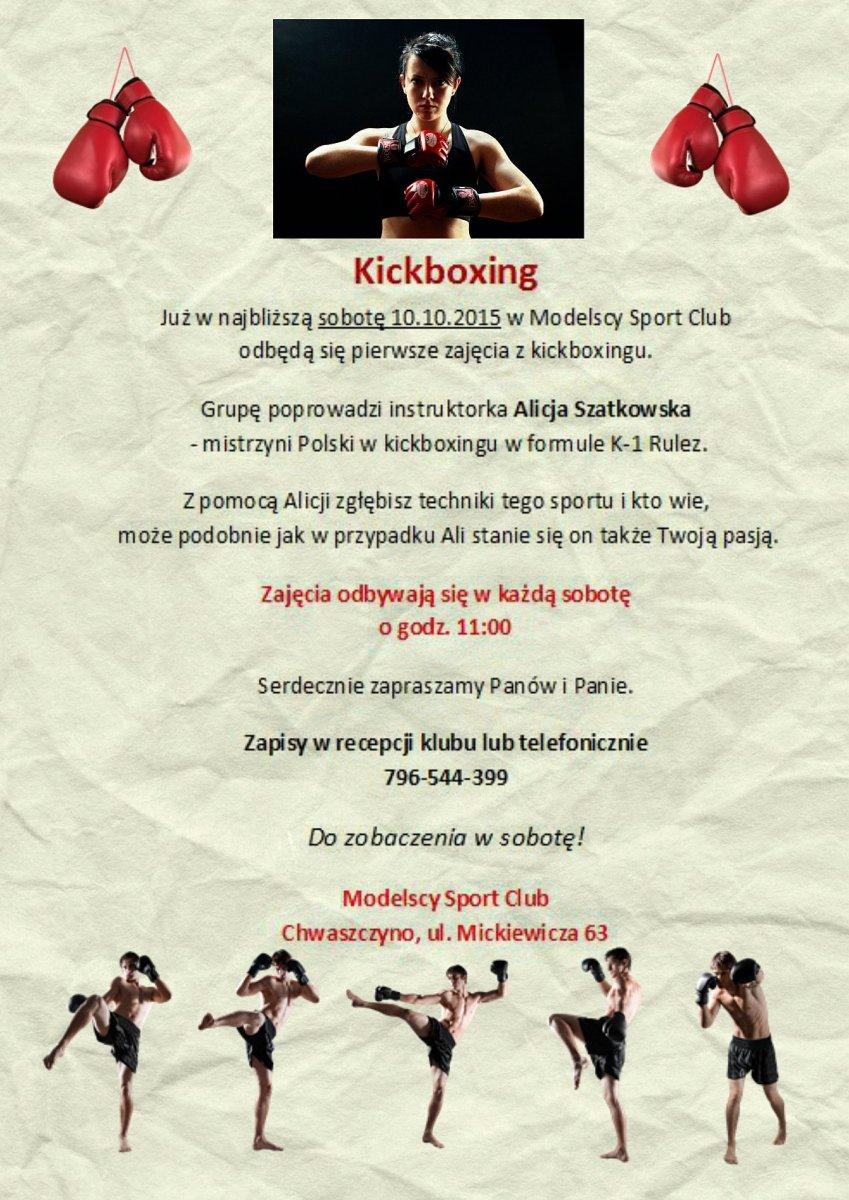 kickboxing modelscy