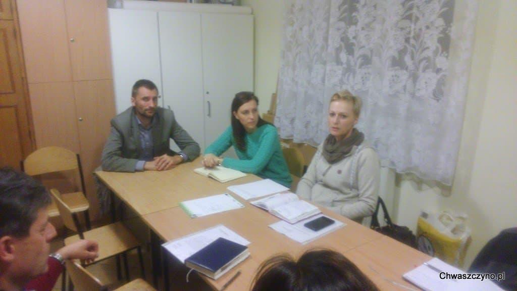 zebranie RS Chwaszczyna 1