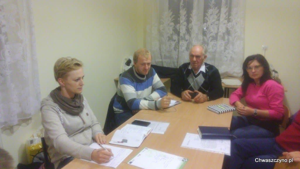 zebranie RS Chwaszczyna 5