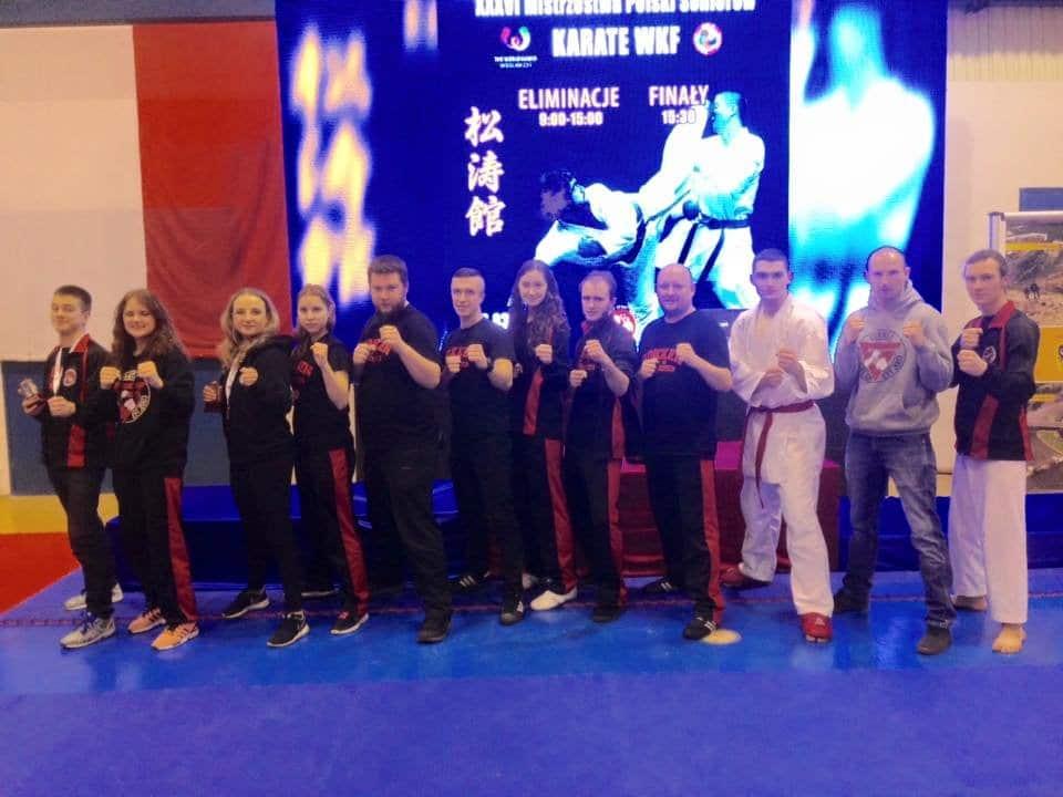 ks gokken xxxvi mistrzostwa polski karate