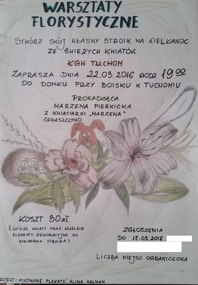warsztaty florystyczne 1