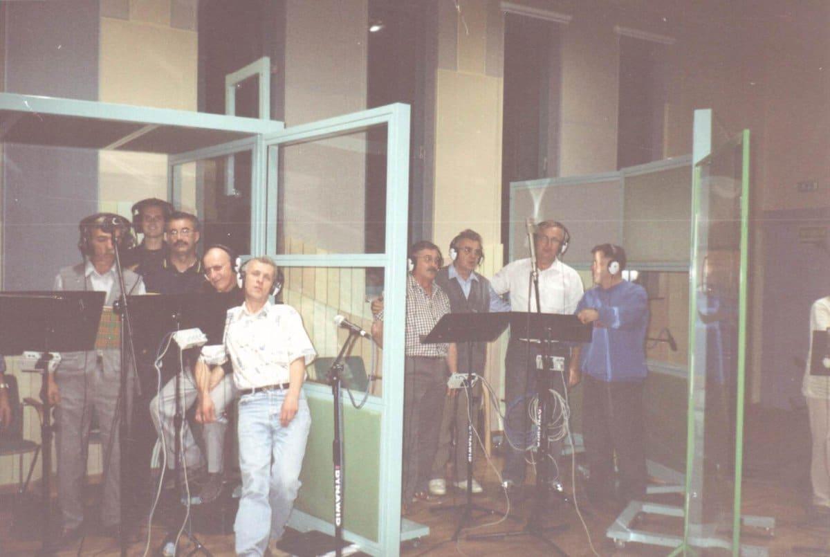 chor Lutnia radio gdansk