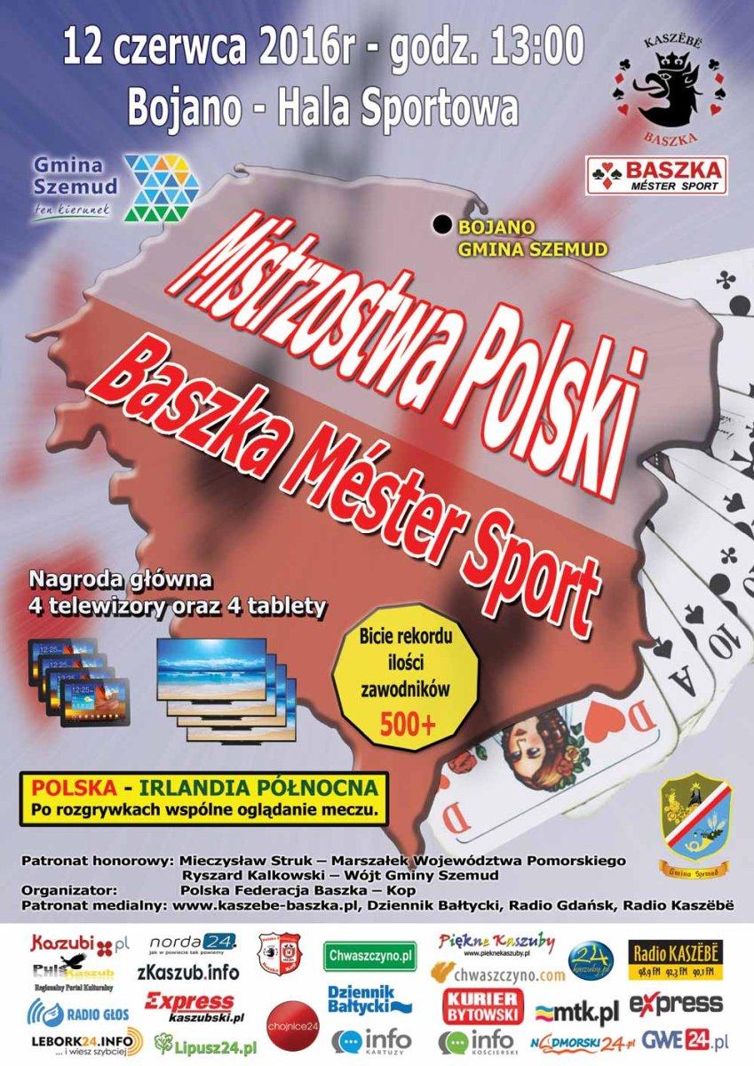baska mistrzostwa polski