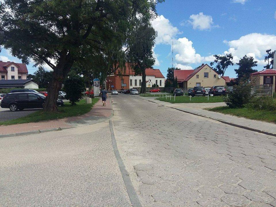 upiekszanie centrum chwaszczyna i mickiewicza 1