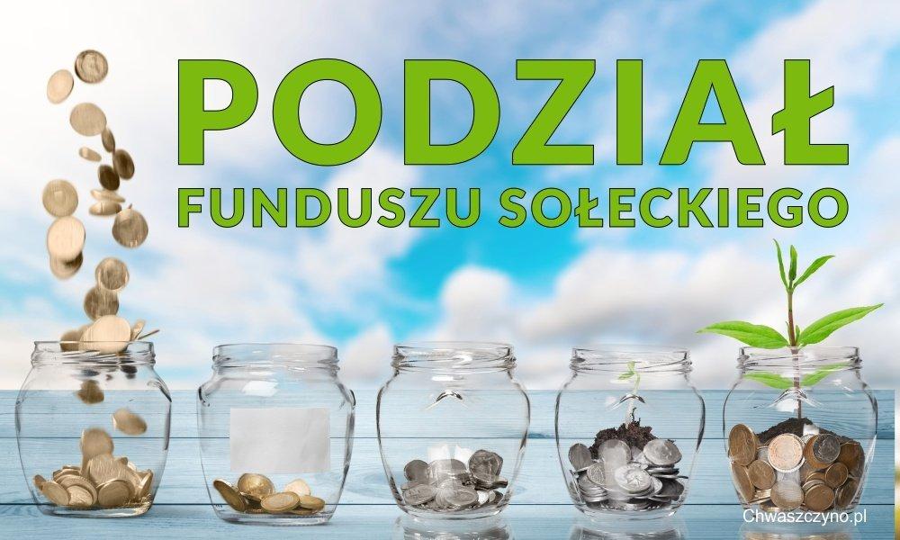 podzial funduszu soleckiego
