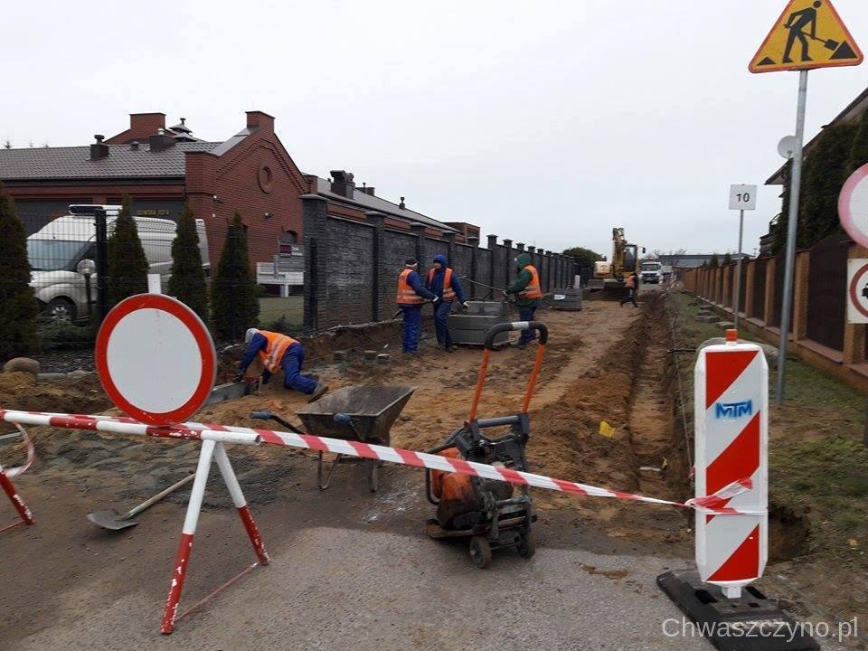 prace drogowe nalkowskiej1