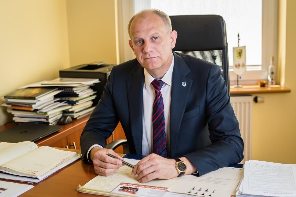 burmistrz gminy zukowo