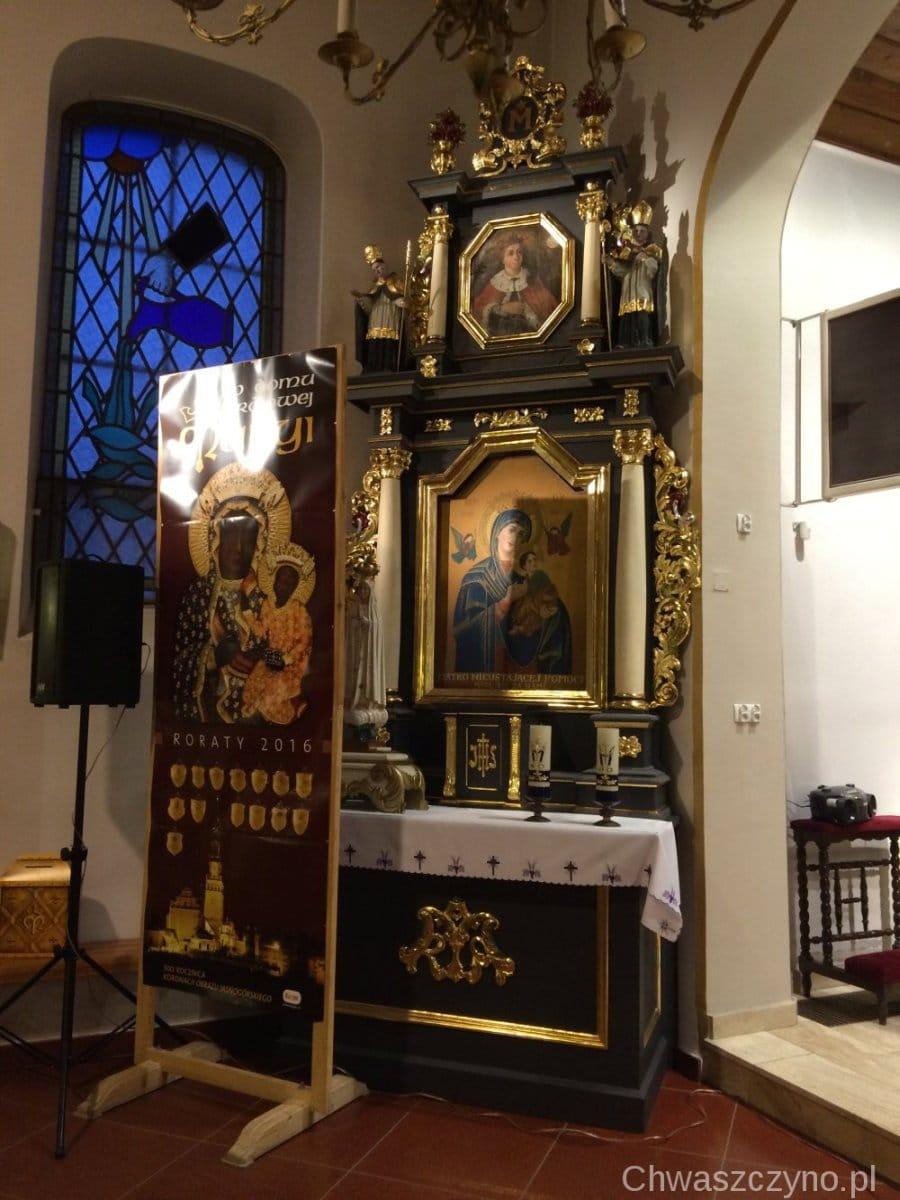 oltarz chwaszczyno 2016