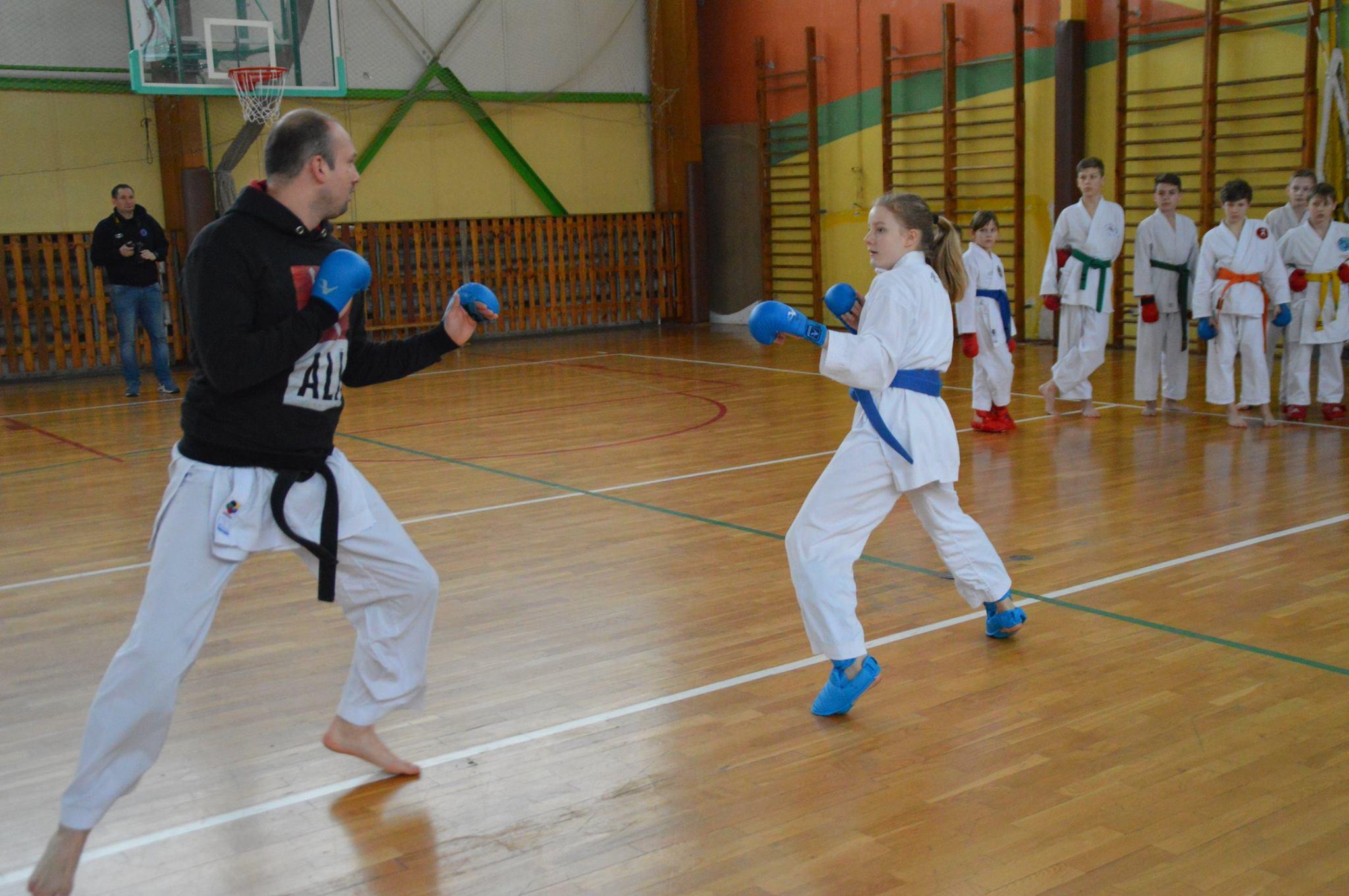 gokken karate puck 2
