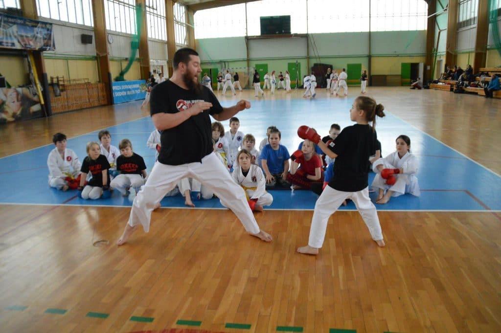 gokken karate puck 3