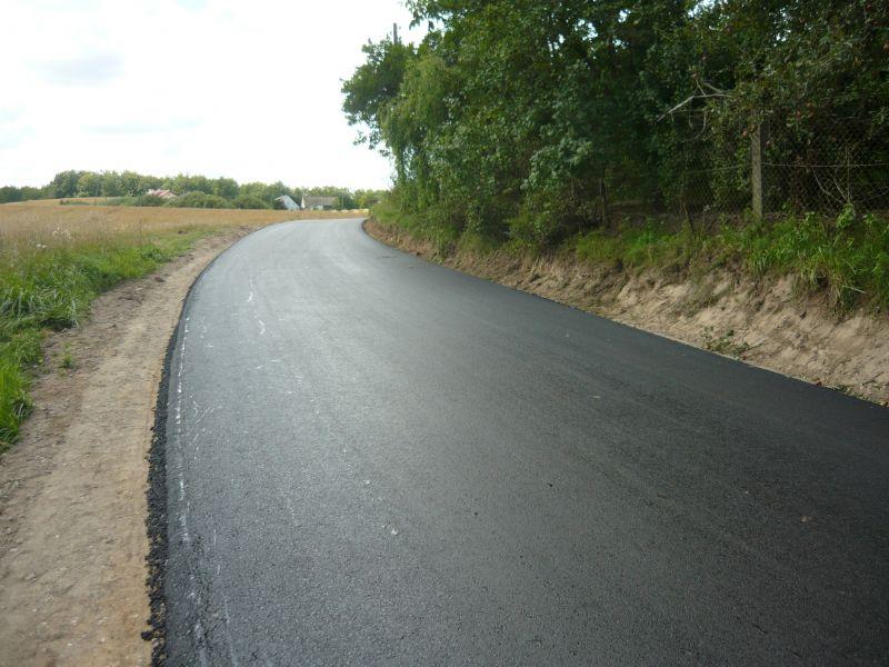 asfalt Tuchom zdjęcie do artykułu Piotra Fikusa