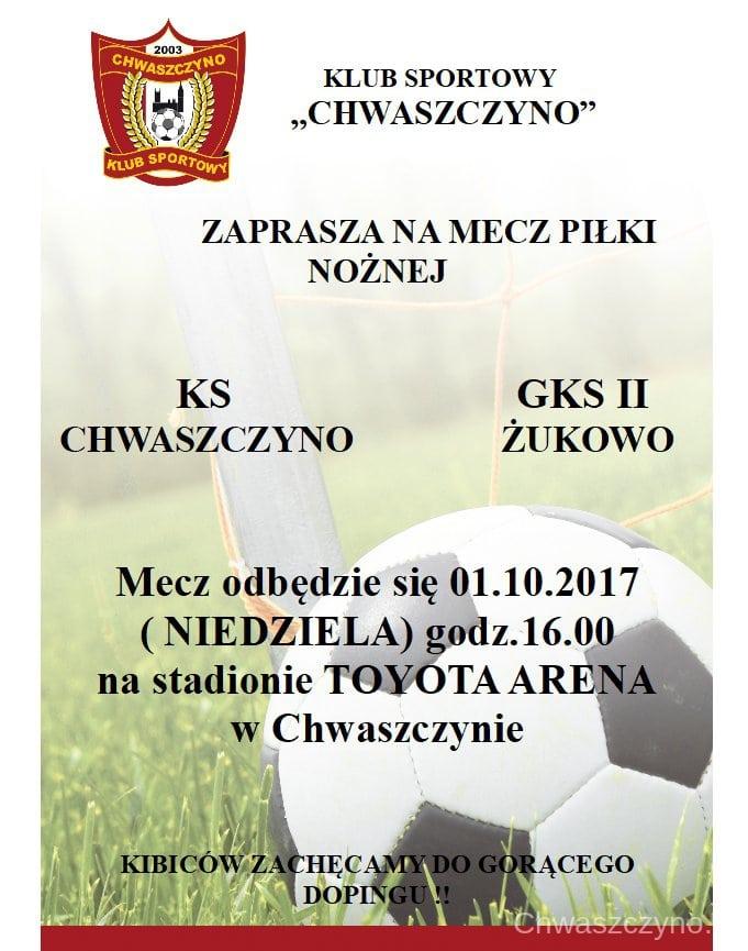 ks chwaszczyno gks zukowo 2017 m