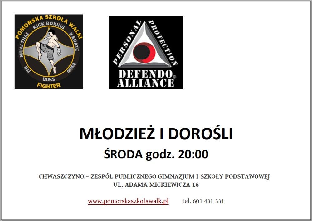 pomorska szkola walki plakat