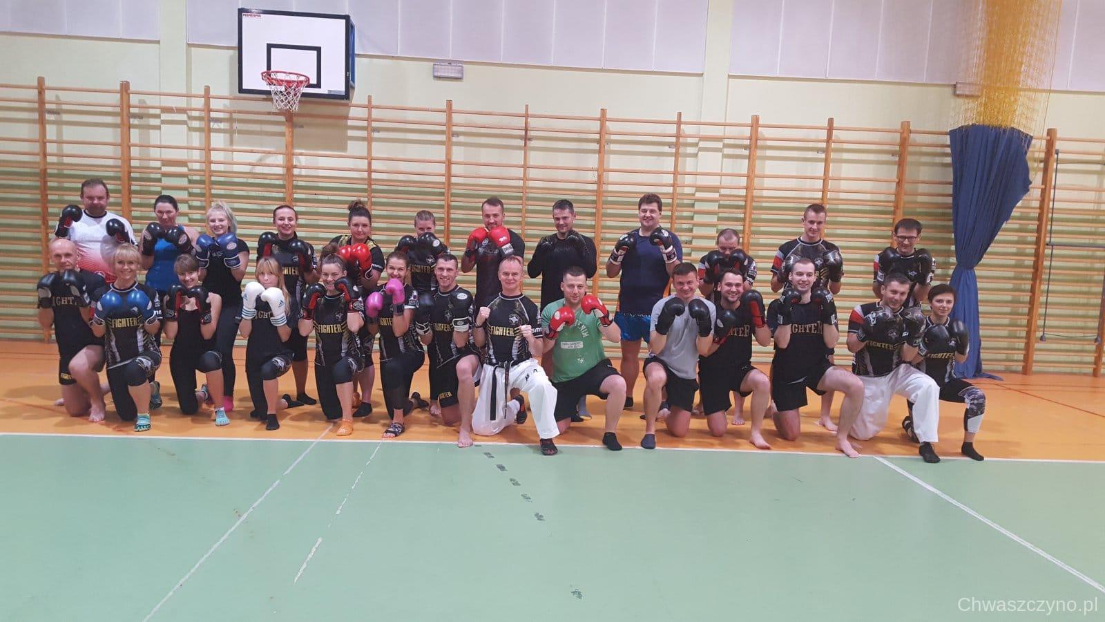 egzamin kickboxing1