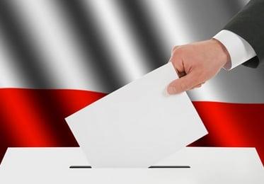 glosowanie urna wybory polska