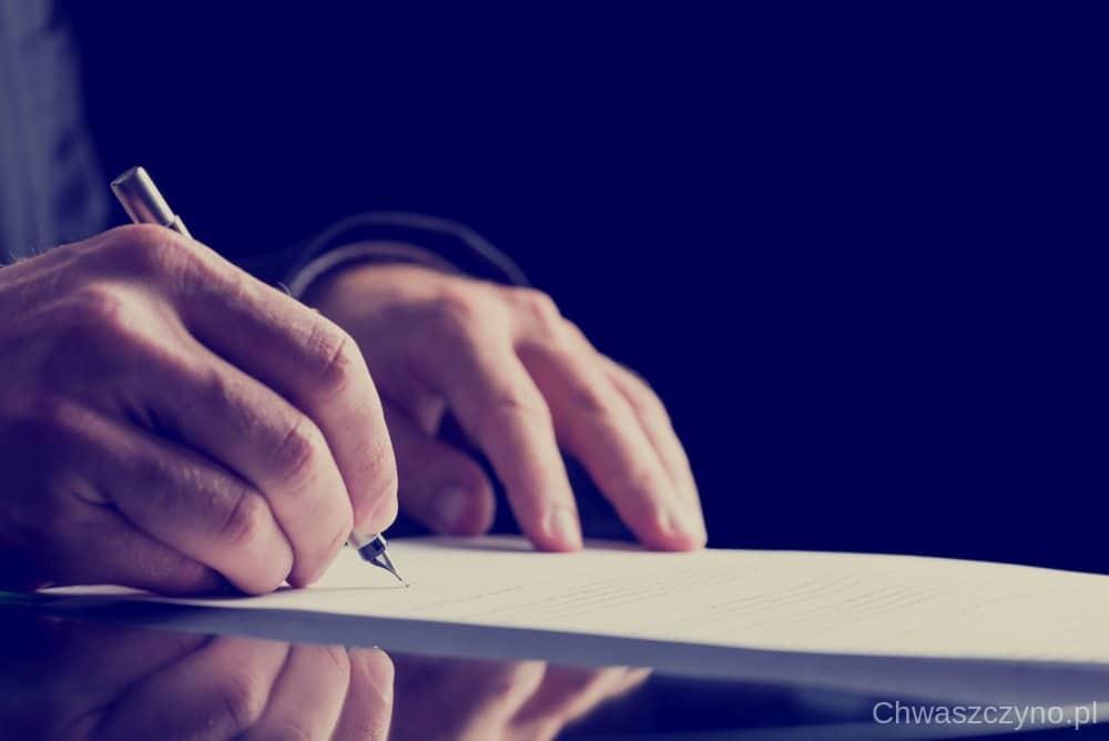 podpis petycja
