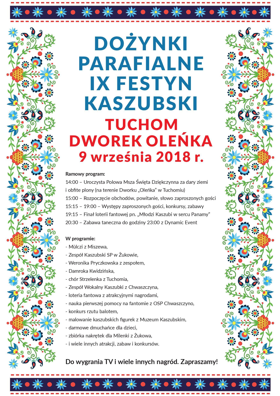Plakat dozynki A3 2018 page 001